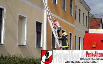 Räumungsübung VKS Grafenbach