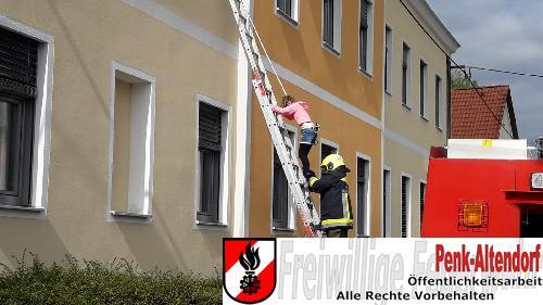 Räumung der VKS Grafenbach