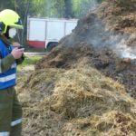 B1 Kleinbrand im Gemeindegebiet